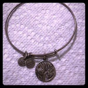 Sister Alex and ani silver